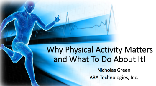 CE Cover - Why Physical Activity Matters